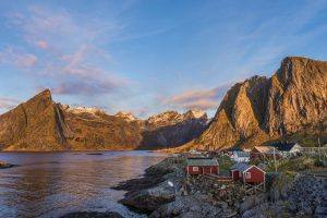 Lofoten in Arctic Norway by Pixabay