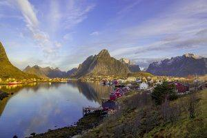 Lofoten Islands by Pixabay