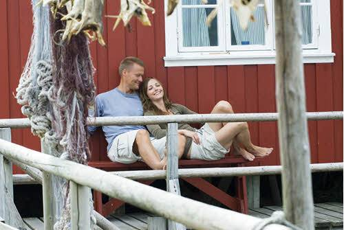 Relaxing on Lofoten Islands by CH, Visit Norway