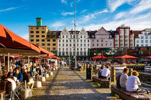 Bergen Fish Market by Robin Strand, Visit Bergen