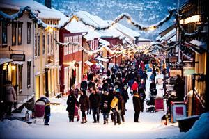 Christmas in Norway by Thomas Rasmus Skaug, Visit Norway