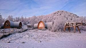 Gamme Cabin by Kirkenes Snowhotel