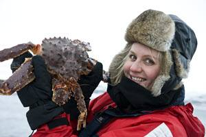 King Crab Kirkenes by Terje Rakke, Nordic Life, Visit Norway