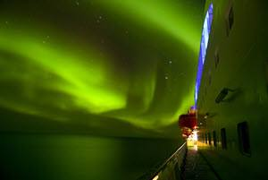 Northern Lights Cruise by Ivan Mervillie, Hurtigruten