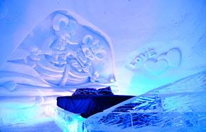 Room at Kirkenes Snowhotel by Kirkenes Snowhotel