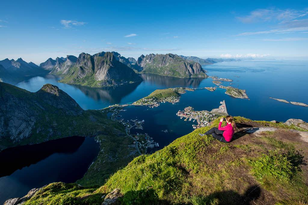 Lofoten Islands by Tomasz Furmanek, Visit Norway