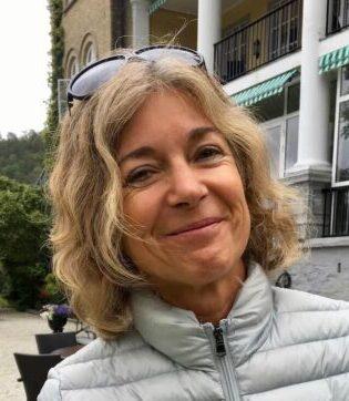 Rita de Lange, founder of Fjord Travel Norway