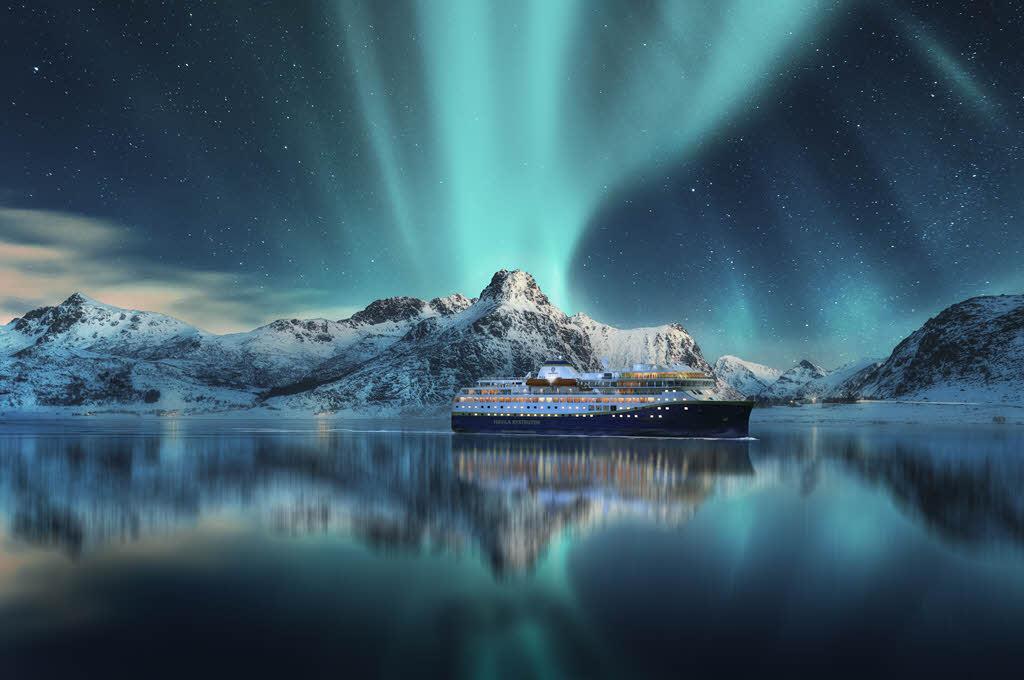 Sustainable Cruise Norwegian Coast by Havila Voyages